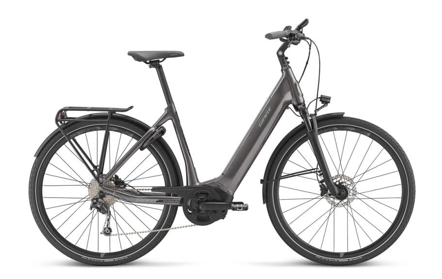 GIANT AnyTour E+ 2 LDS M Spacegrey 80Nm 500WH