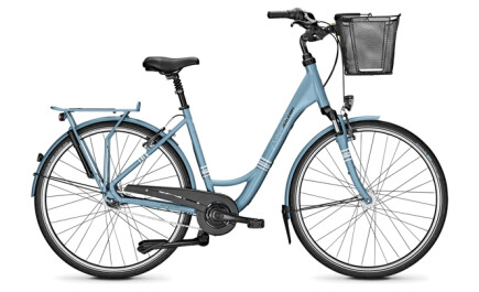 Raleigh Modell 2020, Unico Life, Citybike, Nabenschaltung, gefederte Vordergabel