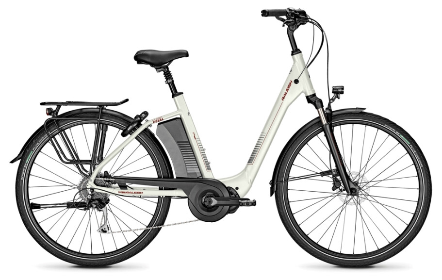 Raleigh CORBY 9  60 Nm - 621WH  weiss