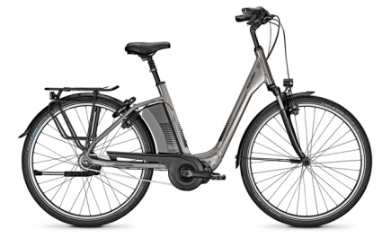 Raleigh Corby 8, Comfort, Citybike, Grey, Shimano Steps Motor, 621 Wh Akku!