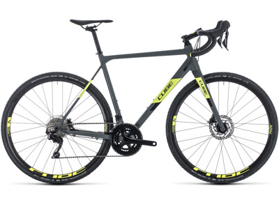 Cube Cross Race C 62 Pro carbon´n´flashyellow