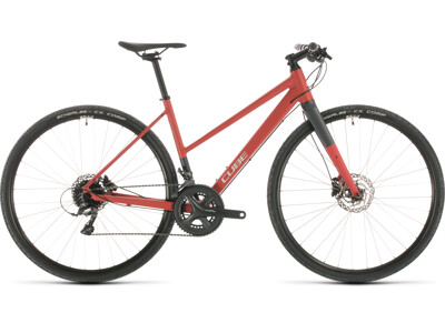 Cube Cube Sl Road Trapeze red ´n´grey 2020