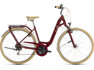 Cube Ella Ride  Red