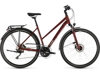 Cube Touring EXC Trapez red ´n´grey 2020