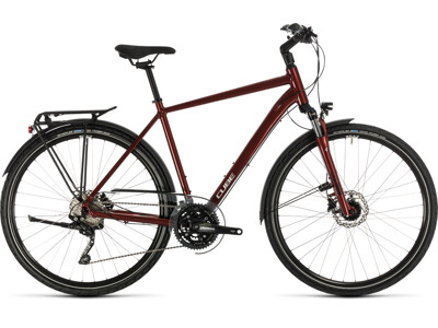 Cube Touring EXC red ´n´grey 2020