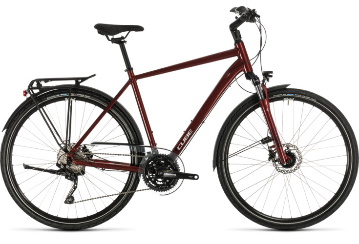 Touring EXC  red´n´grey 2020