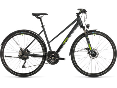 Cube Cube Cross Allroad Trapez iridium ´n´green 2020