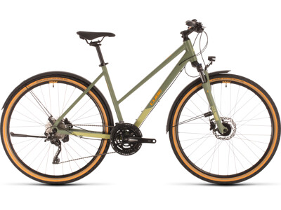 Cube Nature EXC Allroad Trapeze green ´n´orange 2020