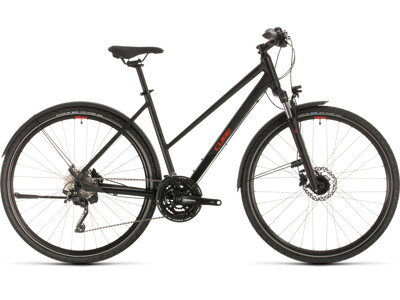 Cube Nature EXC Allroad Trapez black ´n´red 2020