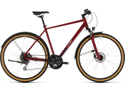 Cube Nature Allroad red ´n´grey 2020
