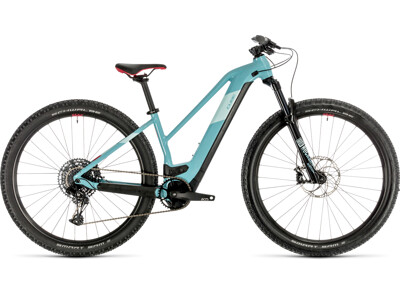 Cube Cube Access Hybrid SL 29 625Wh Trapez blue´n´coral 2020