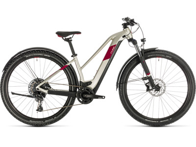 Cube Cube Access Hybrid EX Allroad Trapeze 29 625Wh titan´n´berry 2020