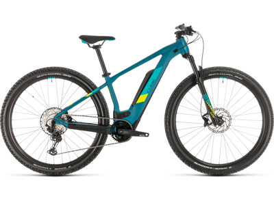 Cube Cube Access Hybrid Race pinetree´n´lime 2020