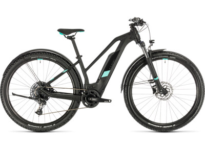 Cube Access Hybrid Pro 500 Allroad black´n´mint