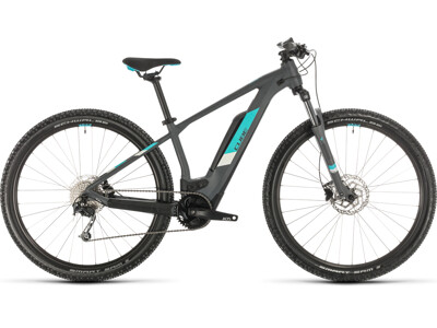 Cube Access Hybrid One 500Wh grey´n´aqua