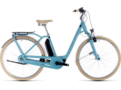 Cube Ella Cruise Hybrid Easy Entry blue´n´blue 2020