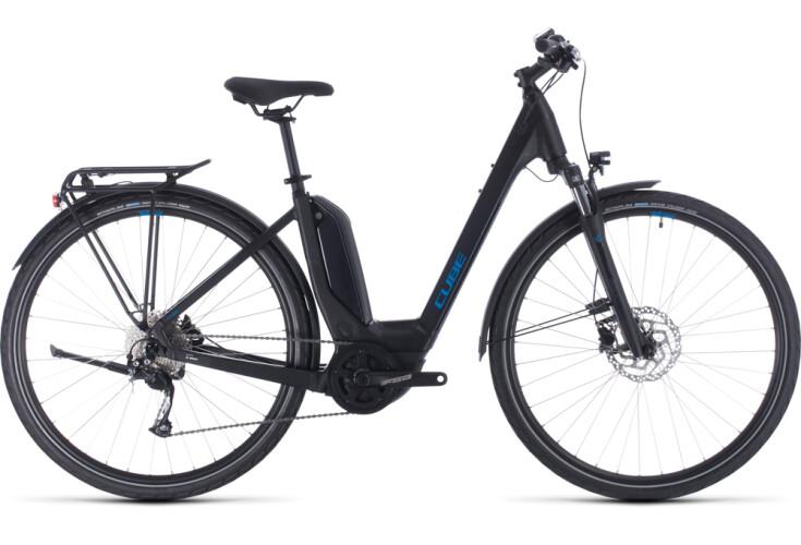 Touring Hybrid One black-n-blue Easy Entry