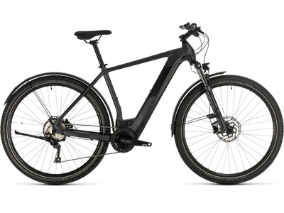 Cube Cross Hybrid Pro 625 Allroad iridium´n´black