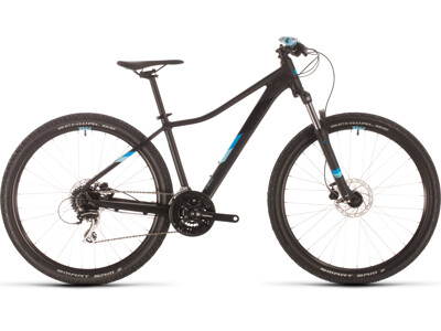 Cube Access WS EAZ black´n´blue 27,5 Zoll 2020