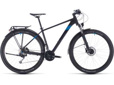 Cube Aim SL Allroad black-n-blue 29 Zoll 2020