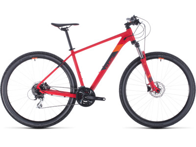 Cube Aim Race red´n´orange 29 Zoll 2020