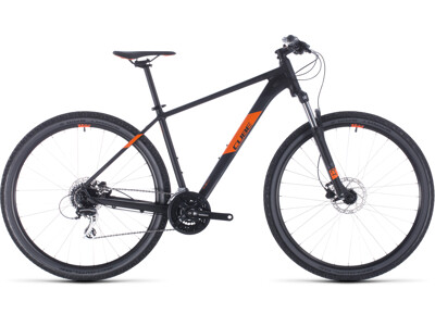 Cube Aim Pro black´n´orange 29er 2020