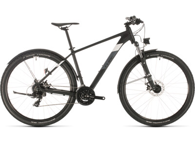 Cube Aim Allroad black´n´white 29er 2020