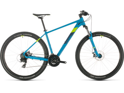 Cube Aim blue´n´green 29er 2020