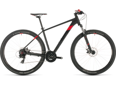 Cube Aim black´n´red 29er 2020