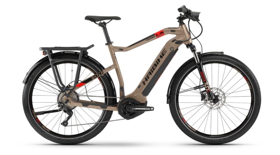 SDURO Trekking 4.0 mit Yamaha Antrieb, 500Wh Akku.