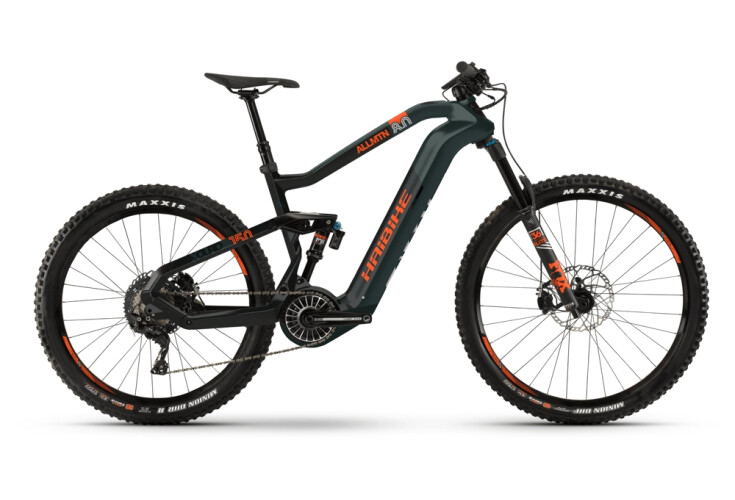 XDURO AllMtn 8.0 i630Wh oliv-carbon-orange matt 2021