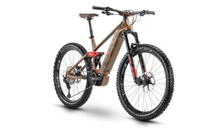 Husqvarna Bicycles Mountain Cross MC 7, Shimano STEPS E8000, Akku 630 Wh, 12-Gang Shimano Deore XT.