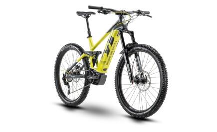 Husqvarna Bicycles Mountain Cross MC 4, Shimano STEPS E7000, Akku 500 Wh, 10-Gang Shimano Deore.