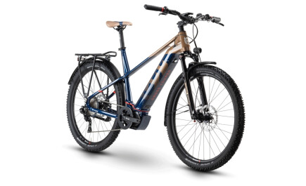 Husqvarna Bicycles Cross Tourer CT6, DI, 11-Gang Kettenschaltung