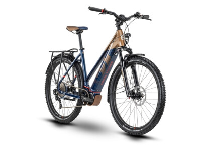Husqvarna Bicycles Cross Tourer 6 (Trapez)