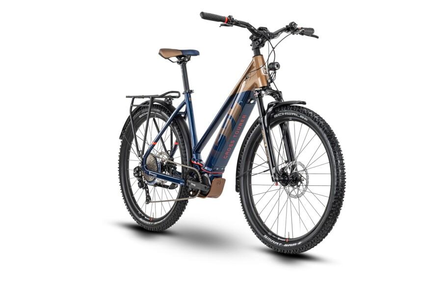 Husqvarna Bicycles Cross Tourer 6D