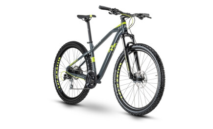 Raymon HardRay Nine 2.0, Rahmenhöhe 48 cm, grey/lime