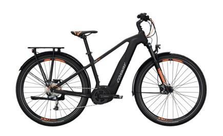 Conway CAIRON C229 SE, Trekking E-bike mit Bosch-Antrieb, 9-Gang