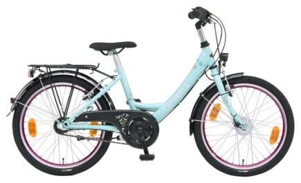Green's Lilli, Mädchen-Fahrrad mit 3-Gang-Nabenschaltung und Rücktrittbremse
