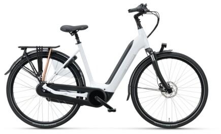 Batavus Finez E-GO Power, Damenm E-Bike mit Bosch-Mittelmotor, Akku 500Wh, 8 Gang Shimano Nexus Naben