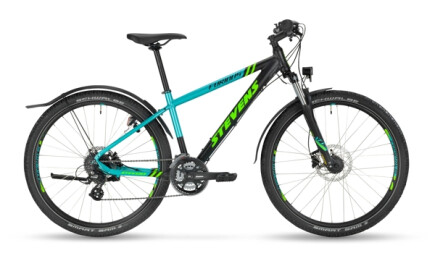 Stevens Furious MTB Hardtail, 27,5 Zoll Tahoe Turquoise