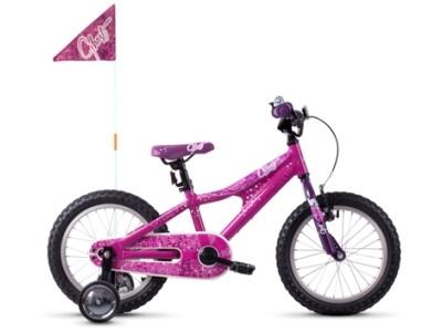 Ghost Powerkid AL 16 pink-violett
