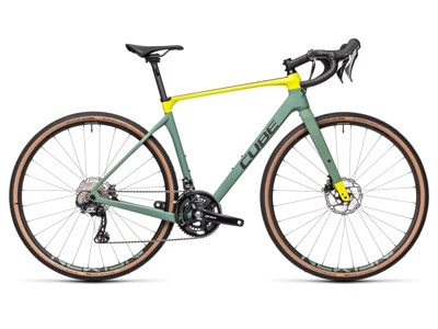 Cube Nuroad C 62 Race green´n´lime