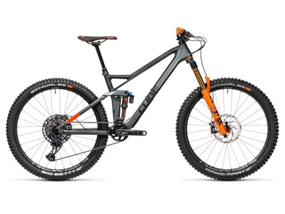 Stereo 140 HPC TM 27.5 flashgrey´n´orange