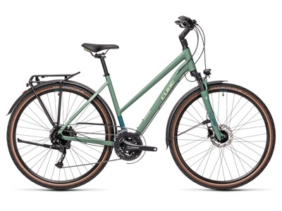 Touring EXC greenblue´n´bluegreen Trapeze