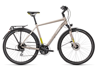 Cube Touring Pro grey´n´green 2021