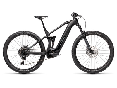 Stereo Hybrid 140 HPC Race 625 black´n´grey