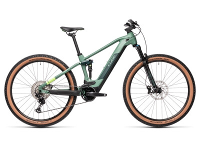 Cube Stereo Hybrid 120 Race 625 green´n´sharpgreen