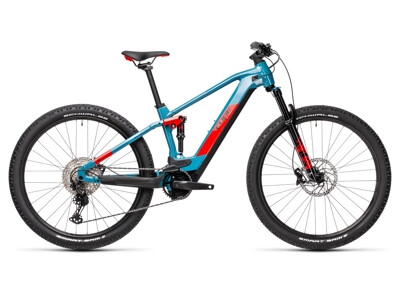 Stereo Hybrid 120 Race 625 blue´n´red
