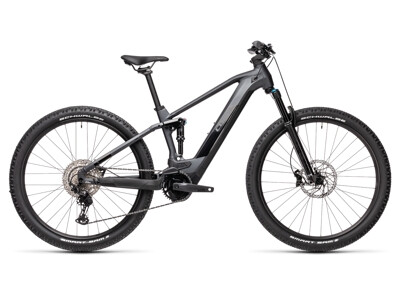 Stereo Hybrid 120 Race 625 iridium´n´black